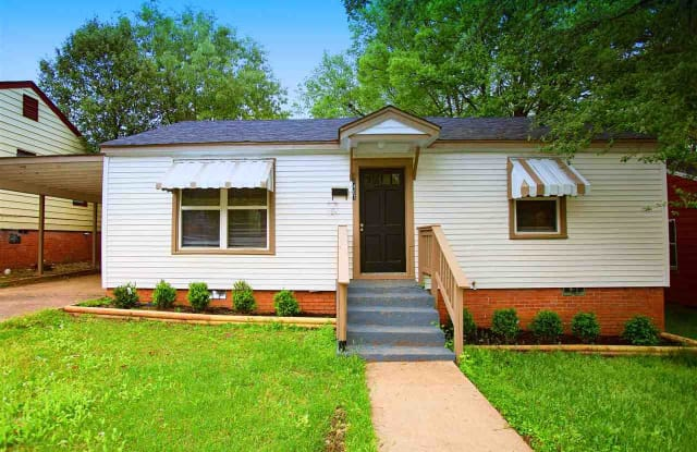 1407 S Jackson - 1407 South Jackson Street, Little Rock, AR 72204