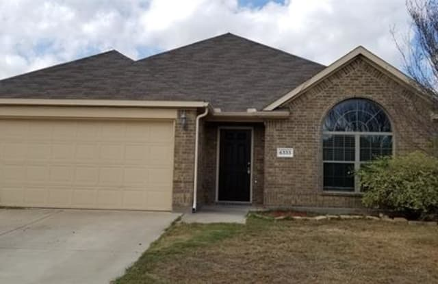 6333 Spring Ranch Drive - 6333 Spring Ranch Dr, Fort Worth, TX 76179