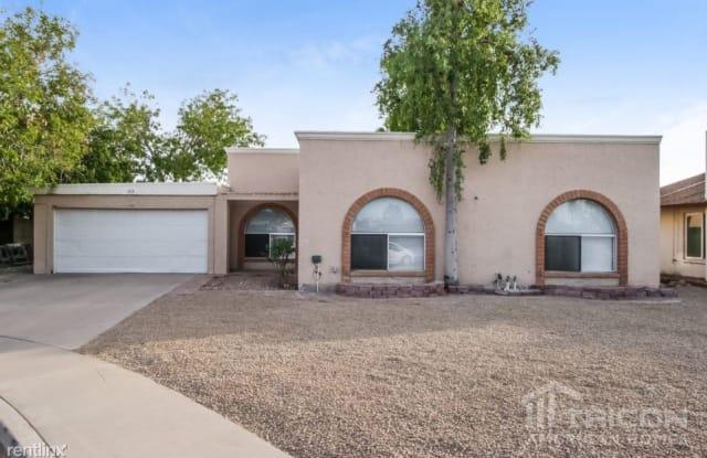 1313 West Pampa Circle - 1313 West Pampa Circle, Mesa, AZ 85202