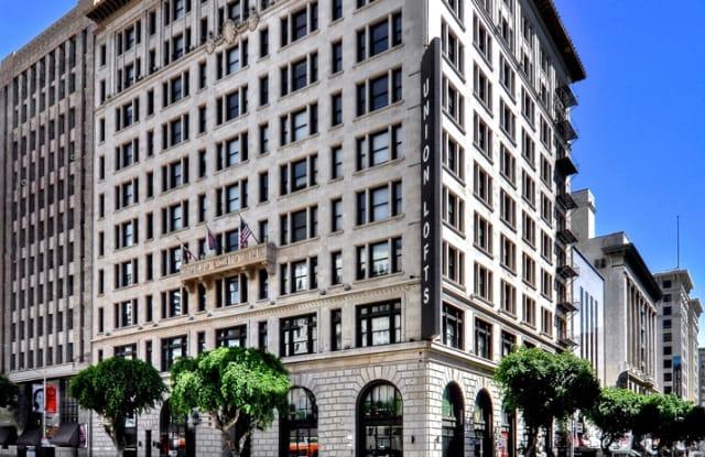 Union Lofts - 325 W 8th St, Los Angeles, CA 90014