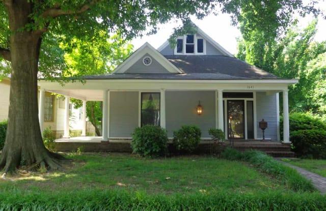 1641 NELSON AVE - 1641 Nelson Avenue, Memphis, TN 38114