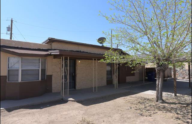 8809 MERCURY Street - 8809 Mercury Street, El Paso, TX 79904