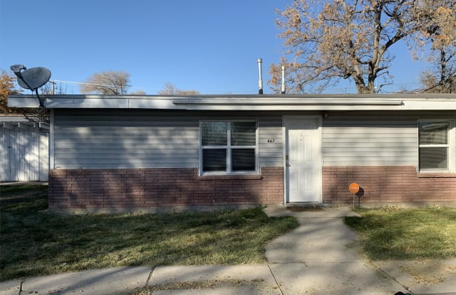 467 Elm St. - 1 - 467 Elm St, American Fork, UT 84003