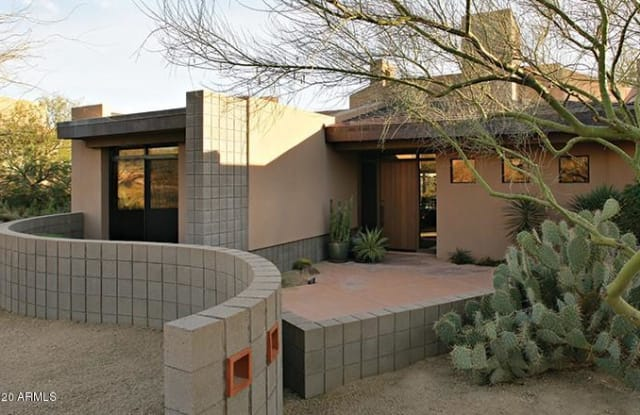 10615 E FERNWOOD Lane - 10615 East Fernwood Lane, Scottsdale, AZ 85262