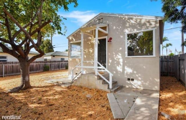6822 Amherst St. - 6822 Amherst Street, San Diego, CA 92115