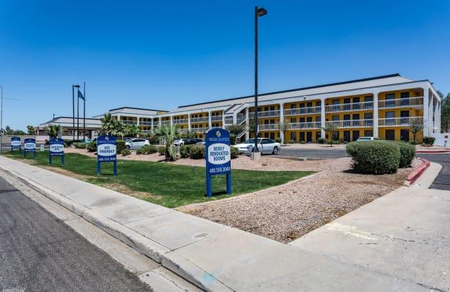 Siegel Suites - Phoenix - 1241 North 53rd Avenue, Phoenix, AZ 85043