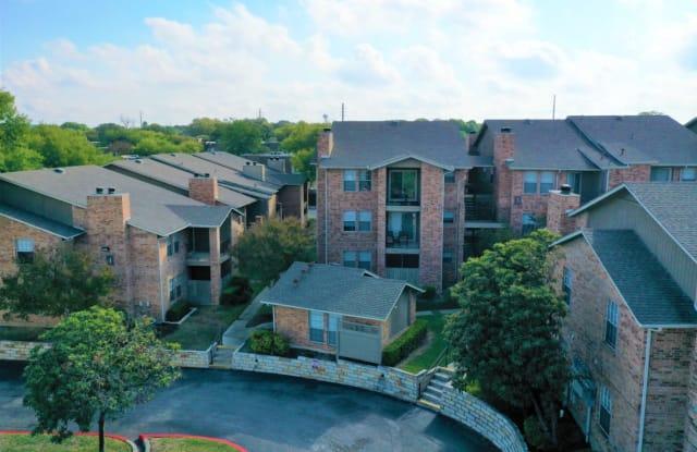 Tradewinds Apartment Homes - 8802 Tradewind Drive, San Antonio, TX 78239