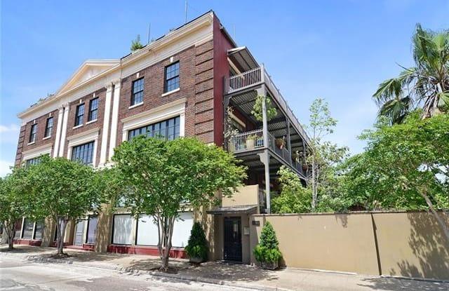 1301 N RAMPART Street - 1301 North Rampart Street, New Orleans, LA 70116