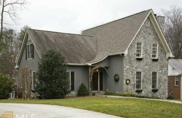 504 Ponce De Leon Manor - 504 Ponce De Leon Manor, Druid Hills, GA 30307