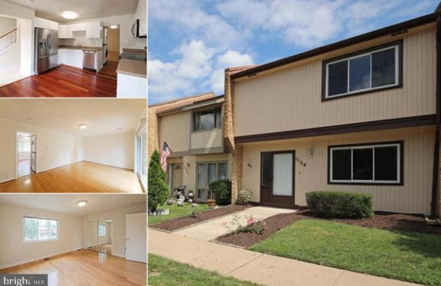 1104 WATERFORD PLACE - 1104 Waterford Place, Herndon, VA 20170