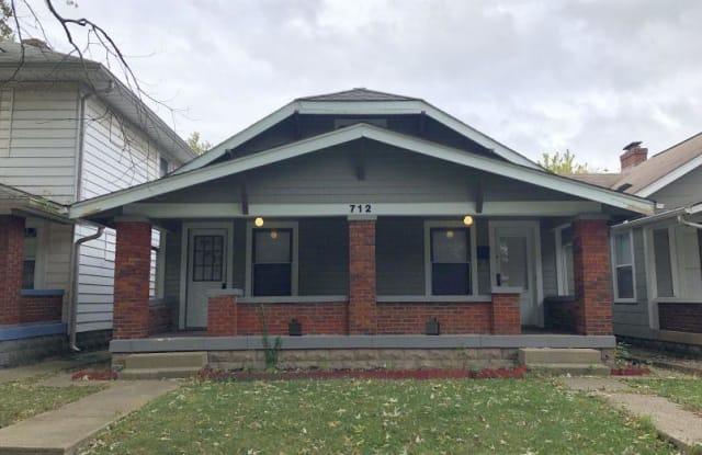 710 North Bosart Avenue - 710 North Bosart Avenue, Indianapolis, IN 46201