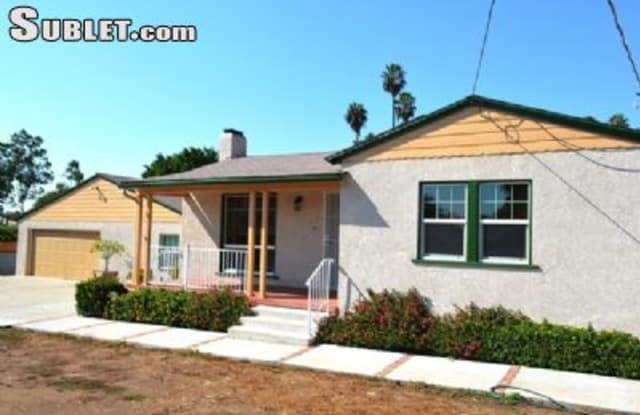 9130 Johnson Dr - 9130 Johnson Drive, La Mesa, CA 91941