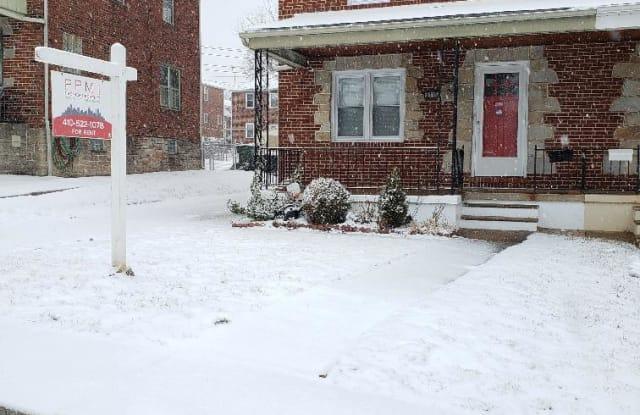 5116 HILLBURN AVENUE - 5116 Hillburn Avenue, Baltimore, MD 21214