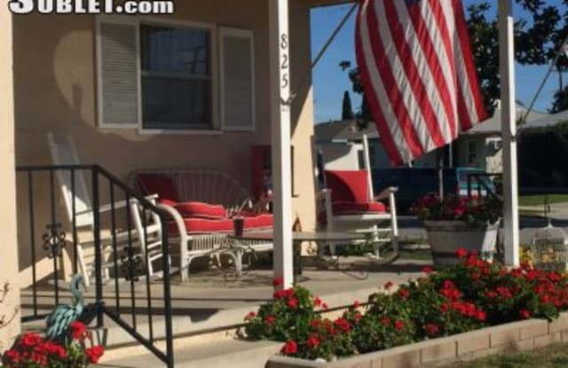 825 E Alder - 825 East Alder Street, Brea, CA 92821