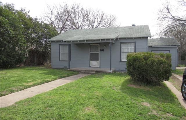 7313 Gaston Avenue - 7313 Gaston Avenue, Fort Worth, TX 76116