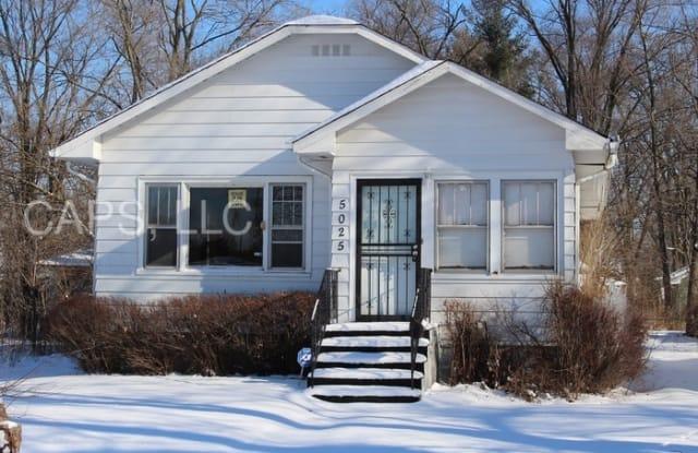5025 Delaware Street - 5025 Delaware Street, Gary, IN 46409