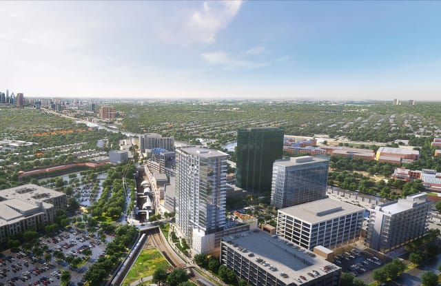 Eastline Residences - 6050 N. Central Expressway, Dallas, TX 75206