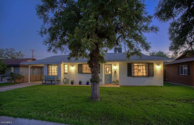 4007 E HEATHERBRAE Drive - 4007 East Heatherbrae Drive, Phoenix, AZ 85018