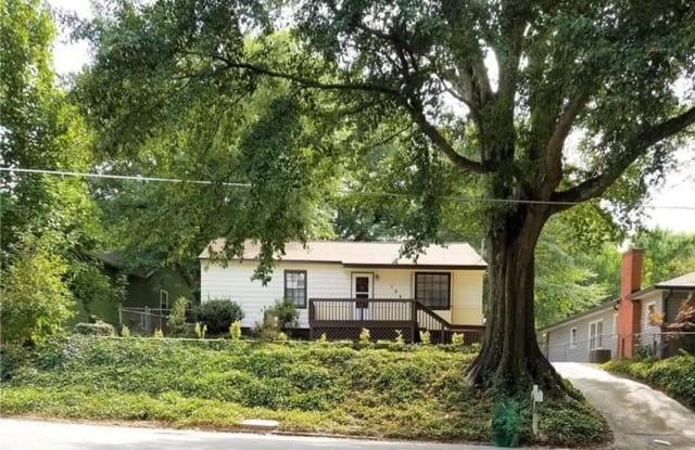 1353 Sylvan Circle - 1353 Sylvan Circle Northeast, Brookhaven, GA 30319