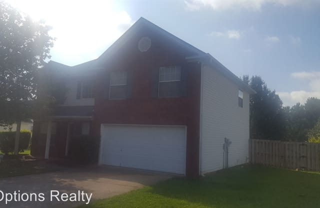 12064 Red Ivy Lane - 12064 Red Ivy Lane, Clayton County, GA 30215