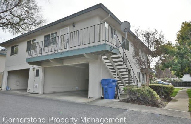 243 E Latimer Ave #4 - 243 E Latimer Ave, Campbell, CA 95008