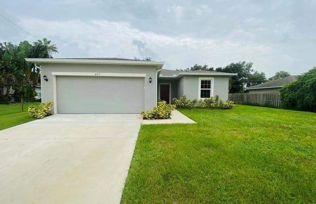 457 Englar Drive - 457 Englar Drive, Sebastian, FL 32958