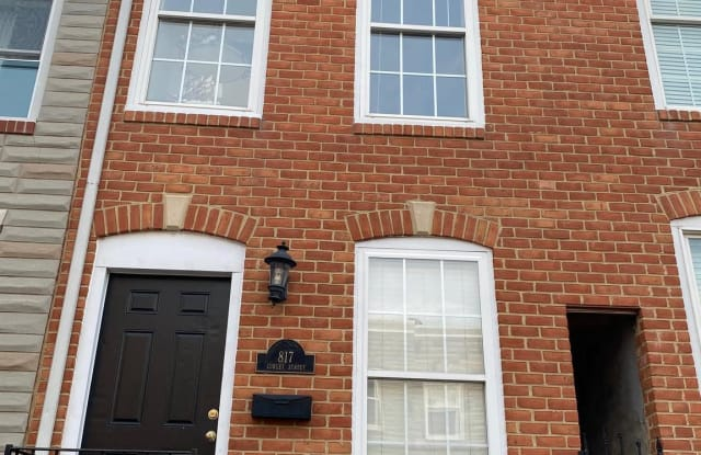 817 S CURLEY STREET - 817 South Curley Street, Baltimore, MD 21224