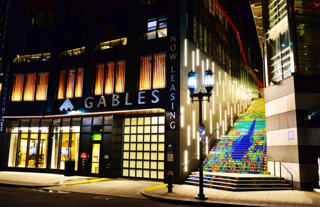 Gables Seaport - 501 Congress Street, Boston, MA 02210