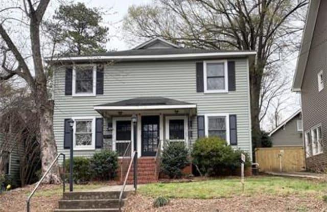 1412 Pecan Ave #2 - 1412 Pecan Avenue, Charlotte, NC 28205