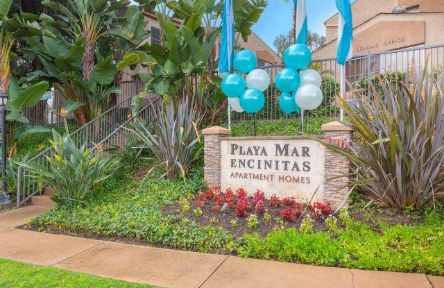 Elán Playa Mar Apartment Homes - 116 Quail Gardens Dr, Encinitas, CA 92024