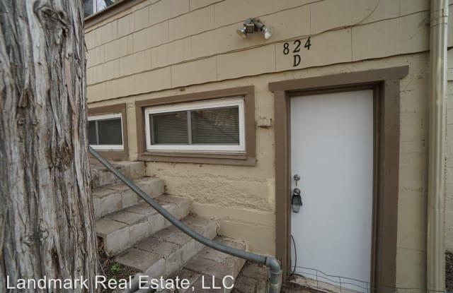 824 Midland Avenue, Unit D - 824 Midland Ave, Manitou Springs, CO 80829