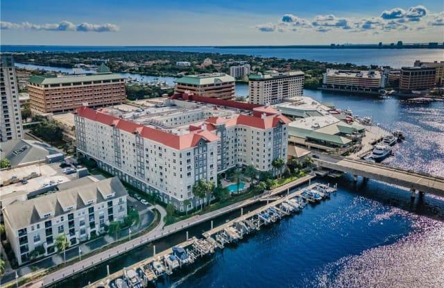 700 S HARBOUR ISLAND BOULEVARD - 700 South Harbour Island Boulevard, Tampa, FL 33602