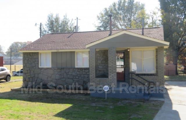 519 Jenson Rd (South) - 519 Jenson Road, Memphis, TN 38109