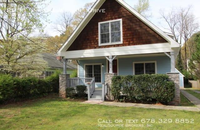 2738  Hosea L Williams Drive - 2738 Hosea L Williams Drive Southeast, Atlanta, GA 30317