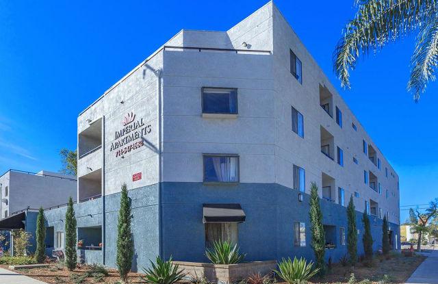 The Imperial Apartments - 1722 N Bush St, Santa Ana, CA 92706