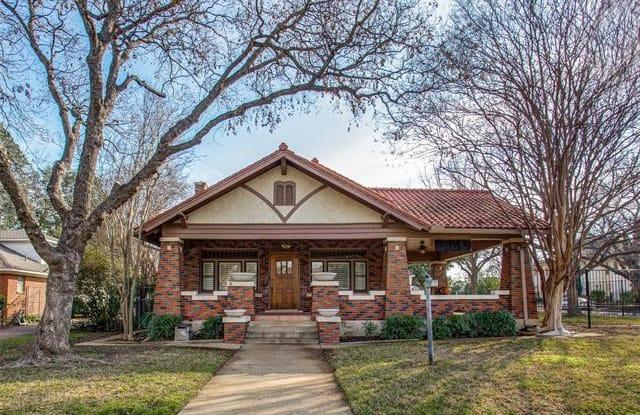 2719 Greene Avenue - 2719 Greene Avenue, Fort Worth, TX 76109