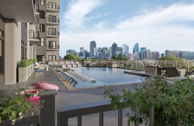 Residences at The Grove - 3330 Oak Grove Avenue, Dallas, TX 75204