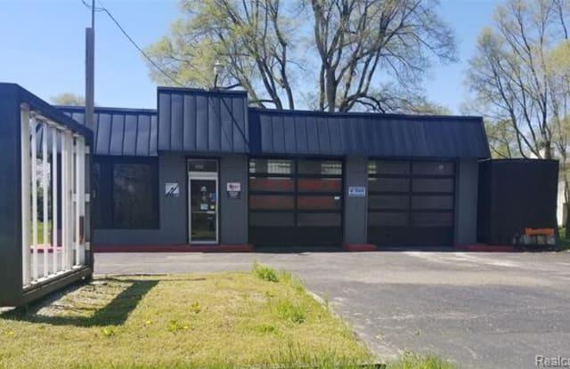 4505 CLINTONVILLE Road - 4505 Clintonville Road, Oakland County, MI 48346