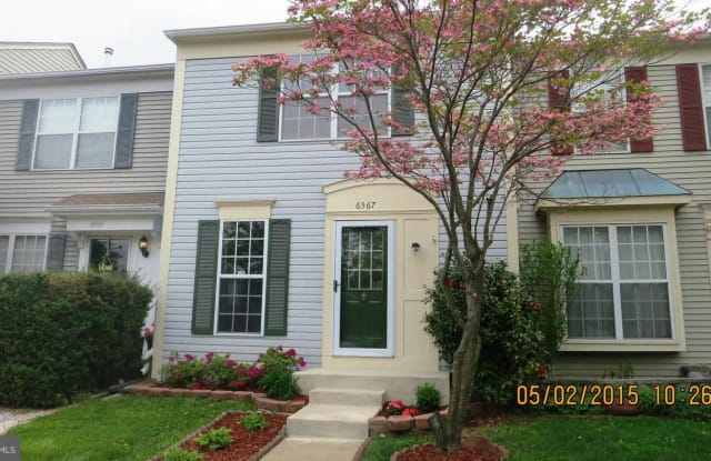 6567 OLD CARRIAGE DRIVE - 6567 Old Carriage Drive, Franconia, VA 22315