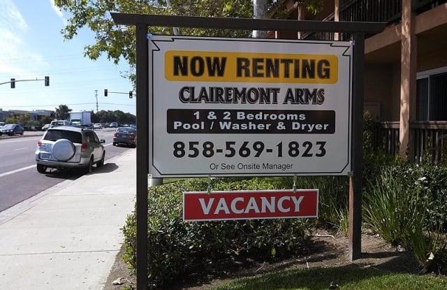 5050 Clairemont Mesa Boulevard - 5050 Clairemont Mesa Boulevard, San Diego, CA 92117