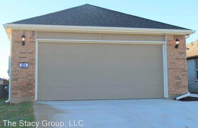 504 Hereford Lane - 504 Hereford Ln, Georgetown, TX 78628