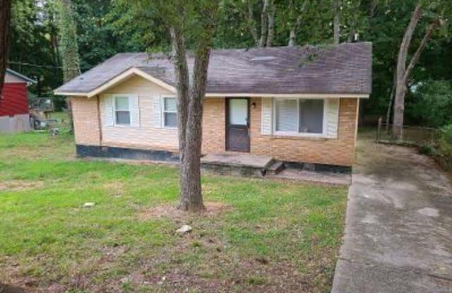 8343 ATTLEBORO Drive - 8343 Attleboro Drive, Clayton County, GA 30238