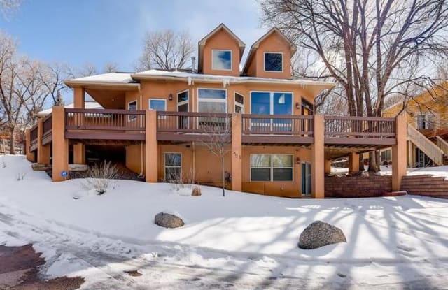 733 Orion Drive - 733 Orion Drive, Colorado Springs, CO 80906