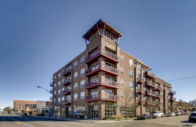 1488 Madison Street #209 - 1488 North Madison Street, Denver, CO 80206
