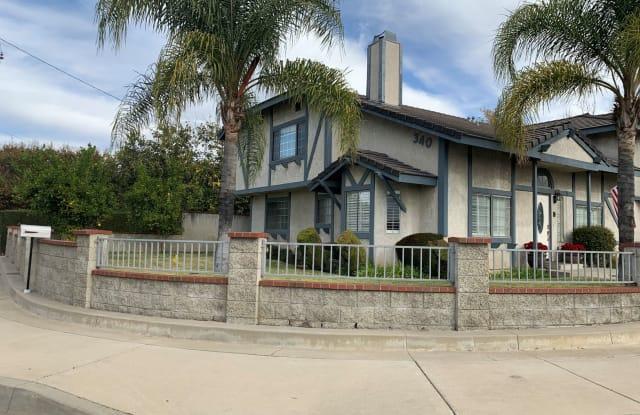 340 S Valley Center Ave - 340 South Valley Center Avenue, San Dimas, CA 91773
