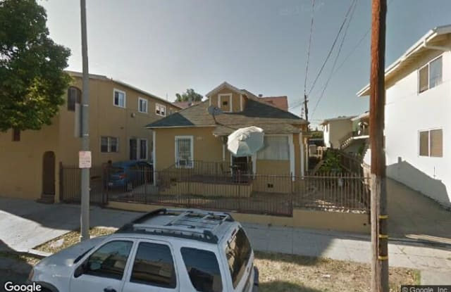 4257 Burns Ave - 4257 Burns Avenue, Los Angeles, CA 90029