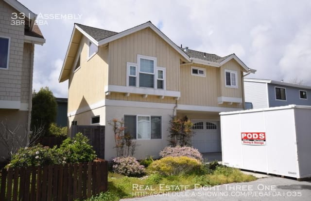 331 Assembly - 331 Assembly Avenue, Twin Lakes, CA 95062