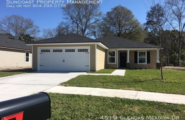 4519 Glendas Meadow Dr - 4519 Glendas Meadow Drive, Jacksonville, FL 32210