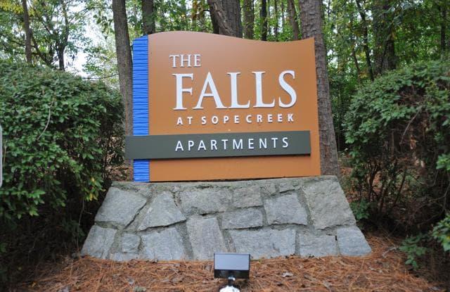 The Falls at Sope Creek - 1950 Roswell Rd, Marietta, GA 30062