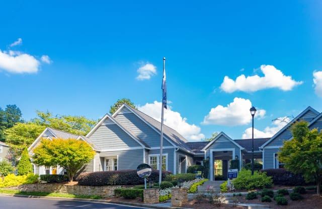 Lodge on the Chattahoochee - 9401 Roberts Dr, Sandy Springs, GA 30350